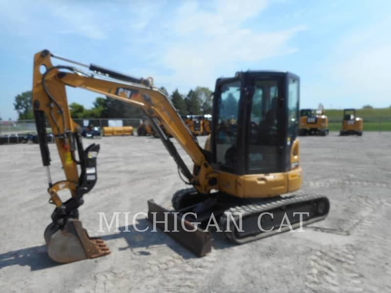 2015 Caterpillar 303.5E2CR Excavators and Mini Excavator