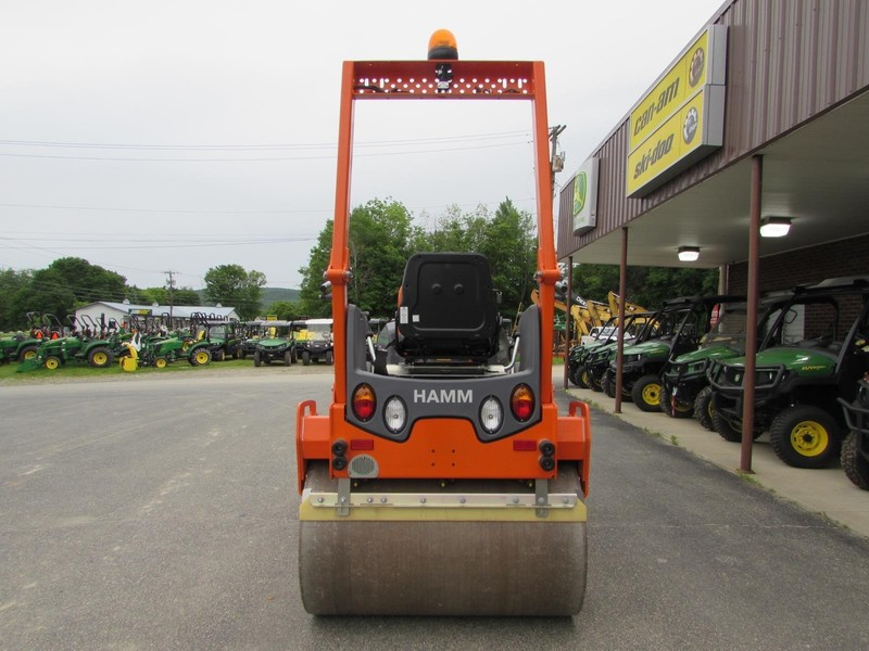 2019 Hamm HD12VV Compacting and Paving