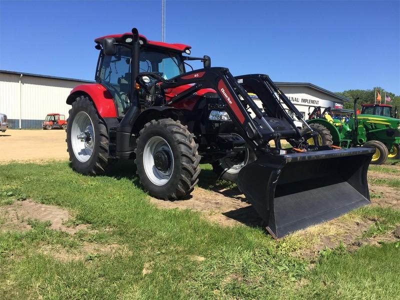2017 Case IH MAXXUM 150 MC Tractor