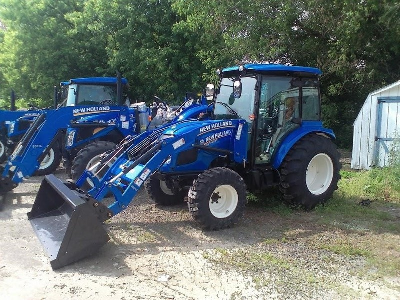 Used New Holland BOOMER 55 Tractors for Sale | Machinery Pete