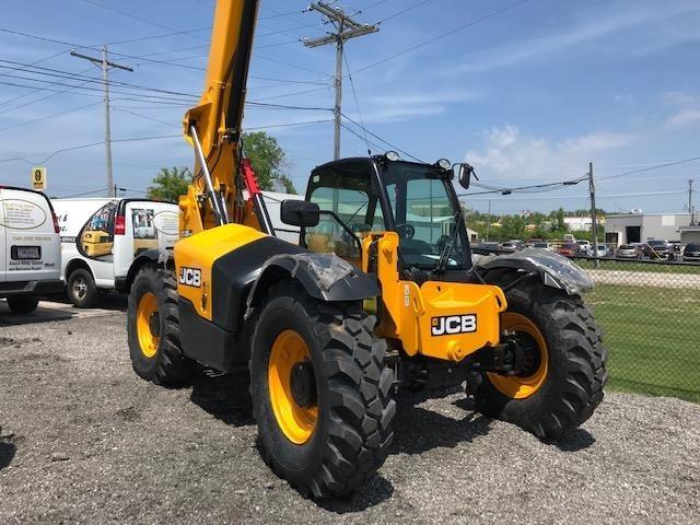 2019 JCB 509-42 Telehandler