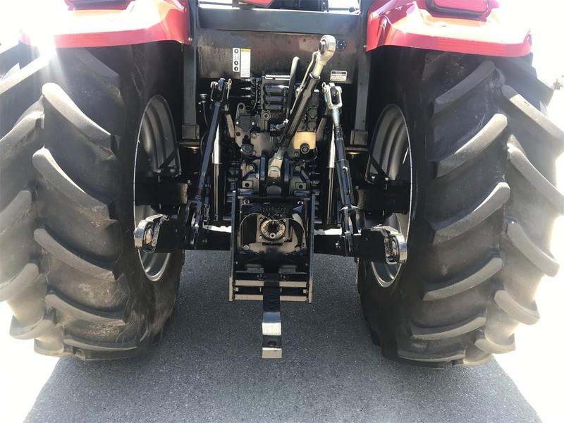2011 Case IH Maxxum 125 Tractor