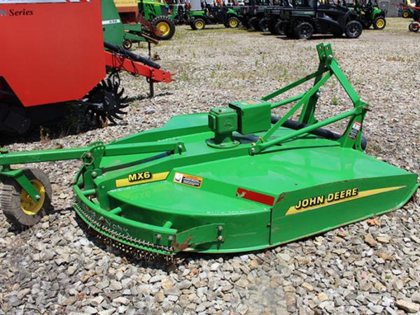 2005 John Deere MX6 Rotary Cutter