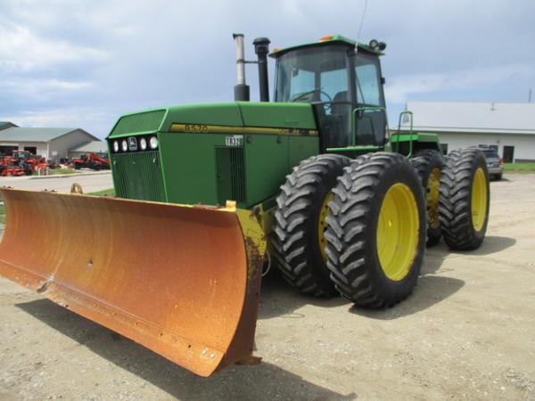 1995 John Deere 8570 Tractor