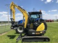 New Holland E37C Excavators and Mini Excavator