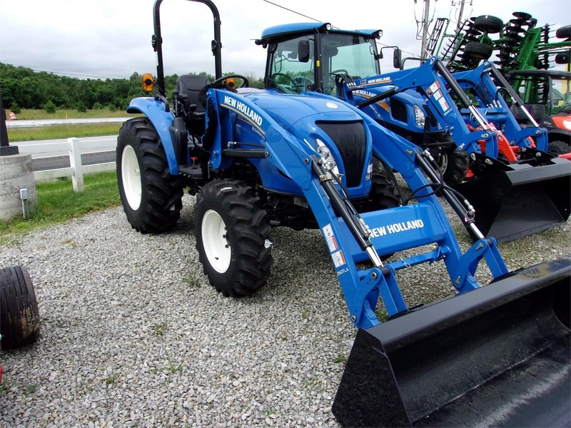 2017 New Holland Boomer 50 Tractor
