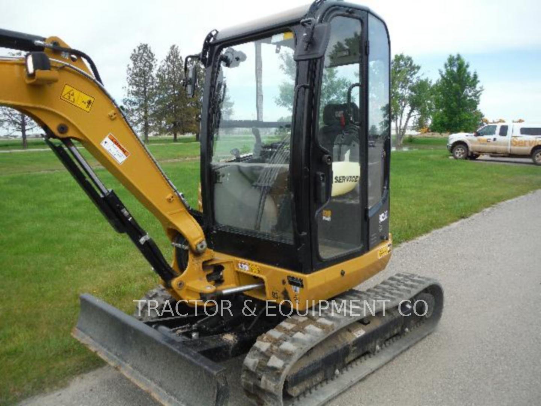 2014 Caterpillar 302.7D CR Excavators and Mini Excavator