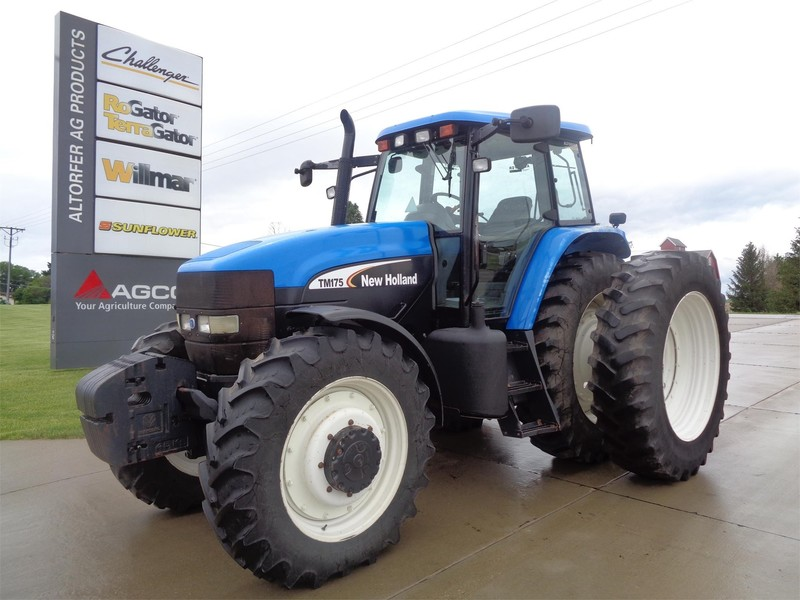 2006 New Holland TM175 Tractor