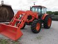 2009 Kubota M126X 100-174 HP