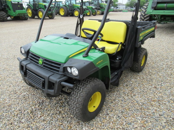 2018 John Deere HPX 615E ATVs and Utility Vehicle