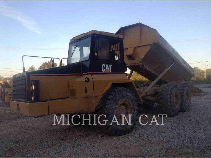 Used Caterpillar D250E Miscellaneous for Sale | Machinery Pete