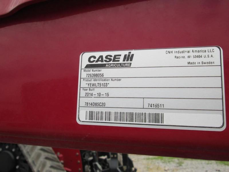 2015 Case IH L775 Front End Loader