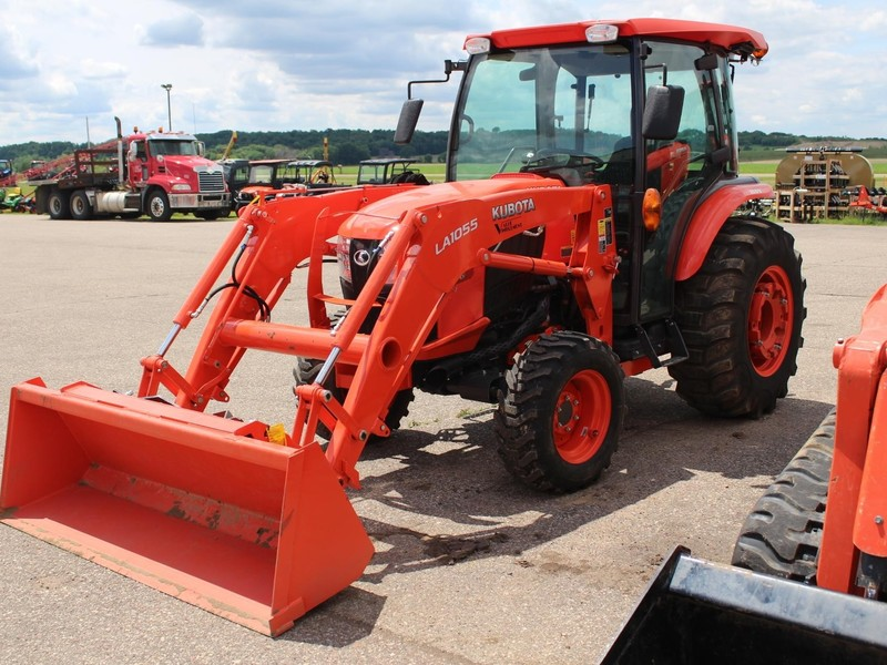 Used Kubota L6060 Tractors for Sale | Machinery Pete
