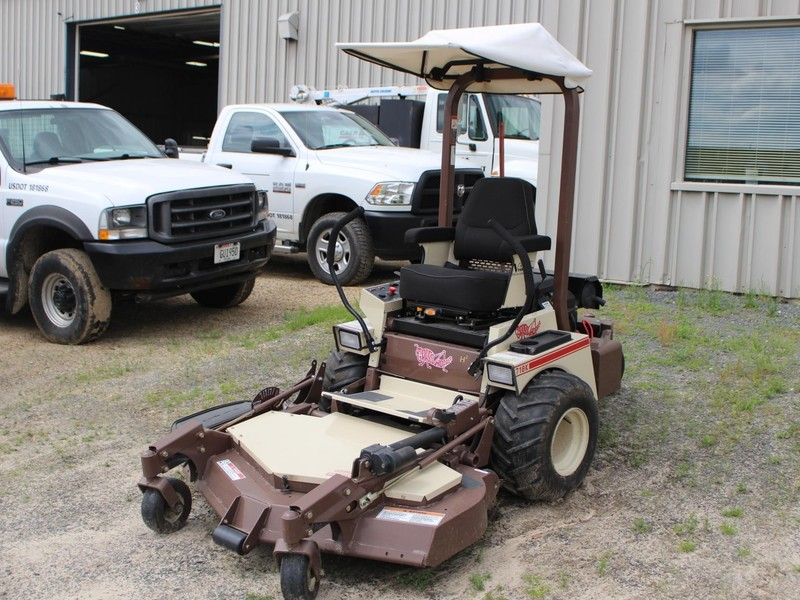 Used Grasshopper 718 Lawn and Garden for Sale   Machinery Pete