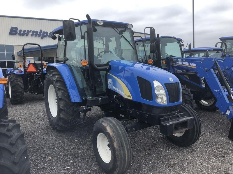 2012 New Holland T5040 Tractor