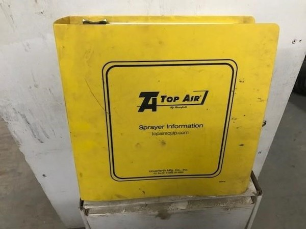 2015 Top Air TA2400 Pull-Type Sprayer