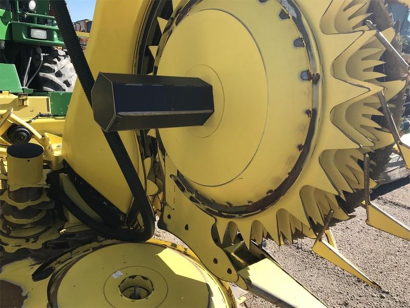 2014 John Deere 770 Forage Harvester Head