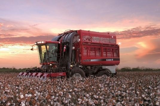 2014 Case IH CPX620 Cotton