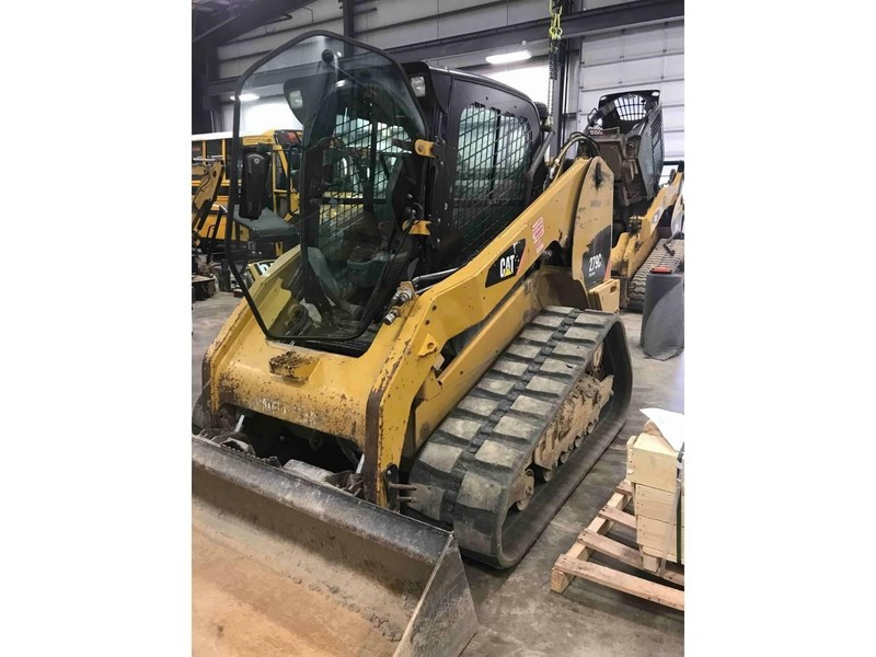 2013 Caterpillar 279C2 Skid Steer