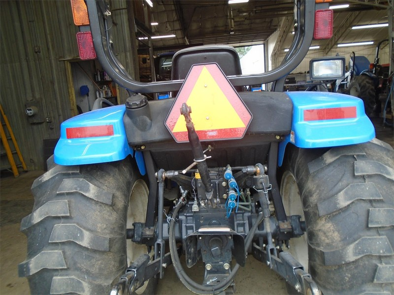 2007 New Holland TC45D Tractor