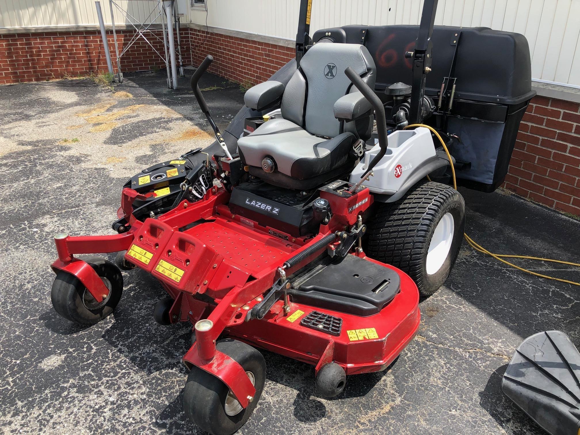 2018 Exmark LZX940EKC606W0 Lawn and Garden