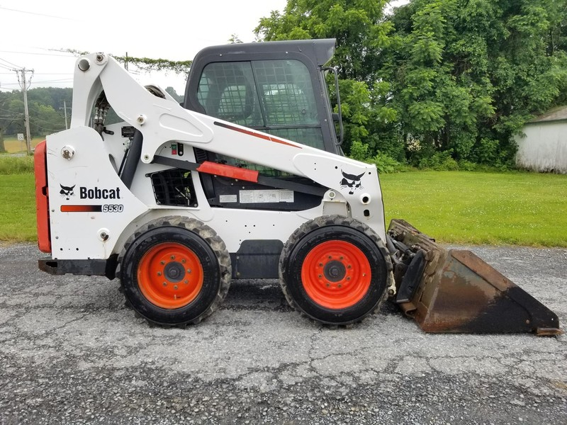 2013 Bobcat S530 Skid Steer