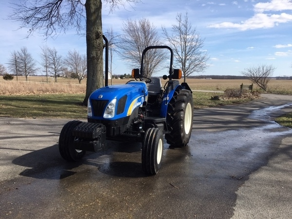 2013 New Holland T4020 Tractor