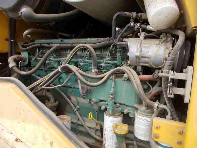 2005 Volvo L110E Wheel Loader