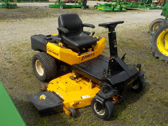 2010 Cub Cadet Z FORCE S60 Lawn and Garden