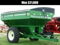 2011 Unverferth 7250 Grain Cart