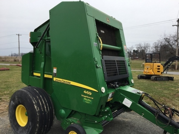 John Deere 469 Silage Special Round Balers for Sale