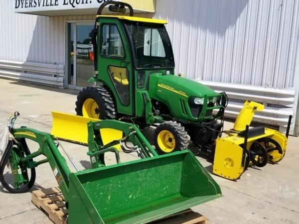 2008 John Deere 2520 Tractor - Dyersville, Iowa | Machinery Pete