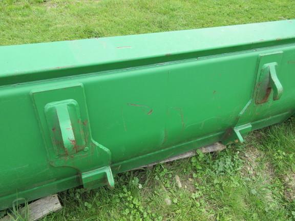 """2015 John Deere 73"""" Bucket Front End Loader"""