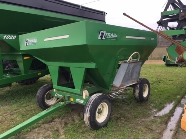 Used Gravity Wagons for Sale   Machinery Pete
