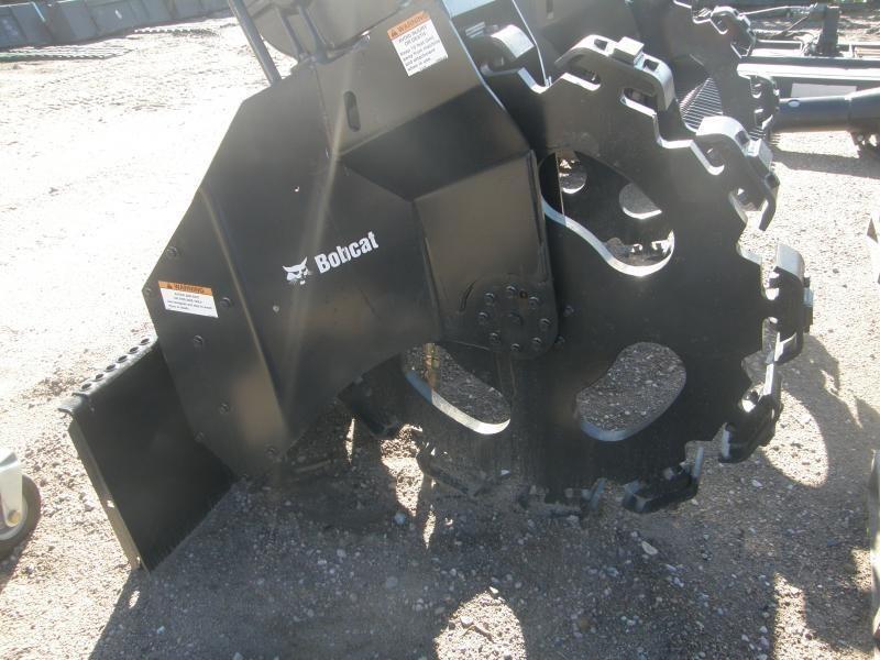 2016 Bobcat TC Backhoe and Excavator Attachment