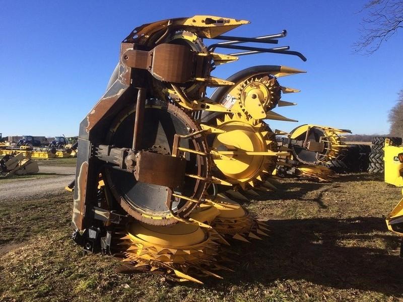 2015 New Holland 750BFIA Forage Harvester Head