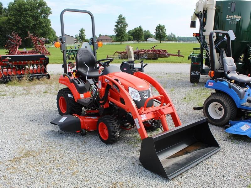 2019 Kioti CS2210 Tractor