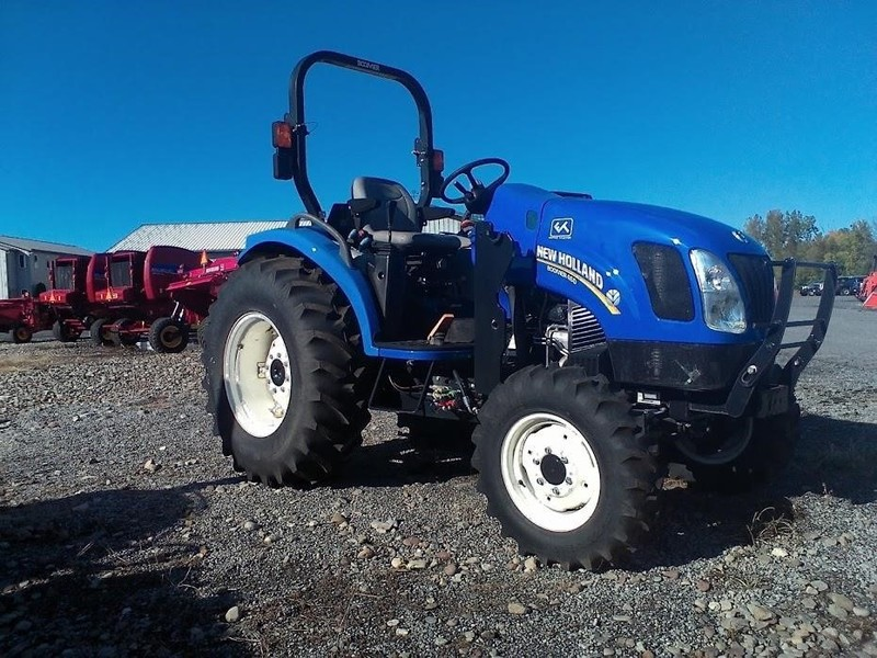 Used New Holland Boomer 46D Tractors for Sale | Machinery Pete