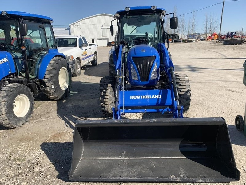 Used New Holland Tractors for Sale | Machinery Pete New Holland Tb Alternator Wiring Diagram on