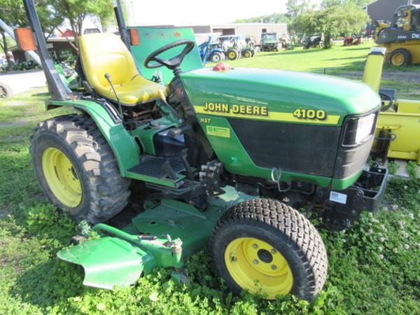 John Deere 4100 Tractors for Sale   Machinery Pete