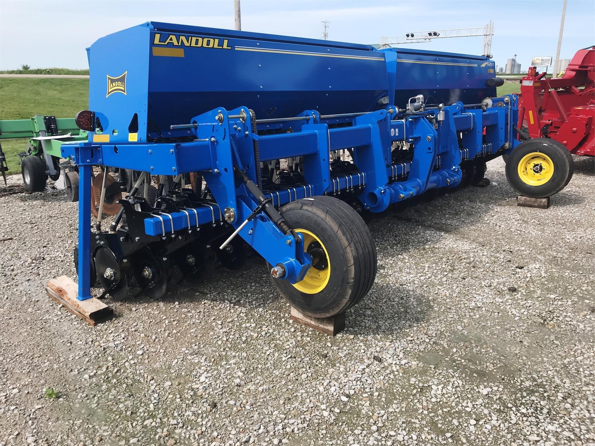 2018 Landoll 5211-20x7.5 Drill