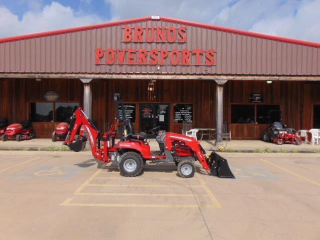 2021 Massey Ferguson GC1723EB Tractor