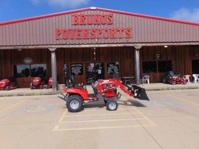 2021 Massey Ferguson GC1725M Tractor