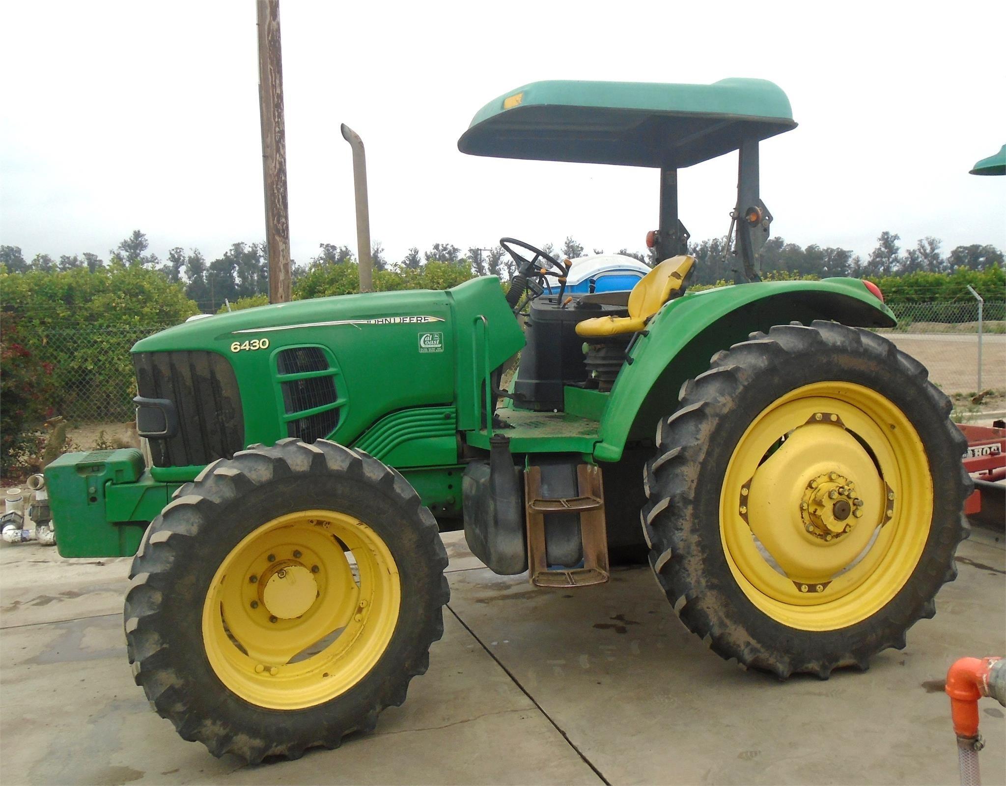 2008 John Deere 6430 Tractor