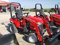 Massey Ferguson GC1725M Under 40 HP