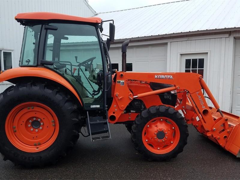 Used Kubota M7060 Tractors for Sale   Machinery Pete