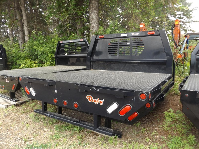 2018 Rugby 7 Ft Truck Bed