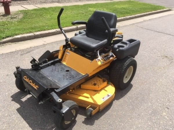 Used Cub Cadet Z-Force 48 Lawn and Garden for Sale   Machinery Pete