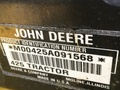 2001 John Deere 425 Lawn and Garden