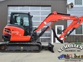 2016 Kubota KX057 Excavators and Mini Excavator